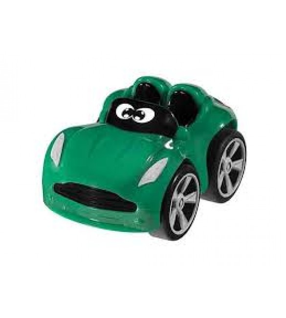 Chicco - Stunt car Willy Miles (GREEN) brake turn