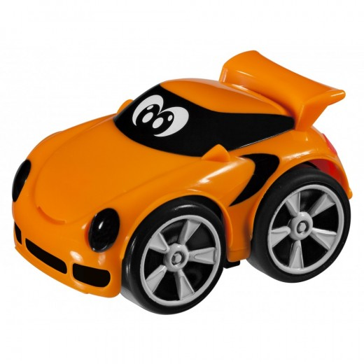 Chicco - Stunt Car Richie Road wheelie (Orange)