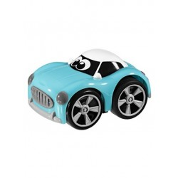 Chicco - Stunt Car Old Stevie Two Wheels Drive (Light Blue)