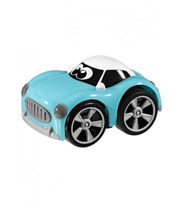 Chicco - Stunt car Old Stevie (LIGHT BLUE) two wheels derive