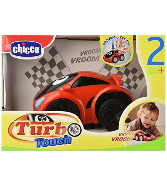 Chicco 11 cm Turbo Touch Wild Pull N Go Car