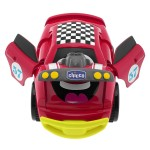 Chicco Turbo Touch Crash Car - Derby Red