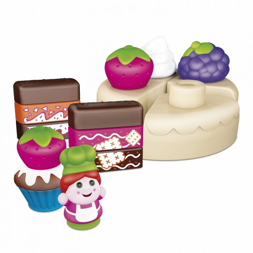 Chicco - Blocks Set 30 (Pieces)