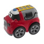 Chicco Toy Turbo Team Workers Fire Truck