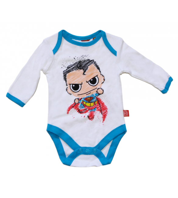 Primark Baby Clothing  New Born , 9-12 Months & 0-3 Months - Superman