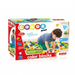 Dolu 56 Color Blocks