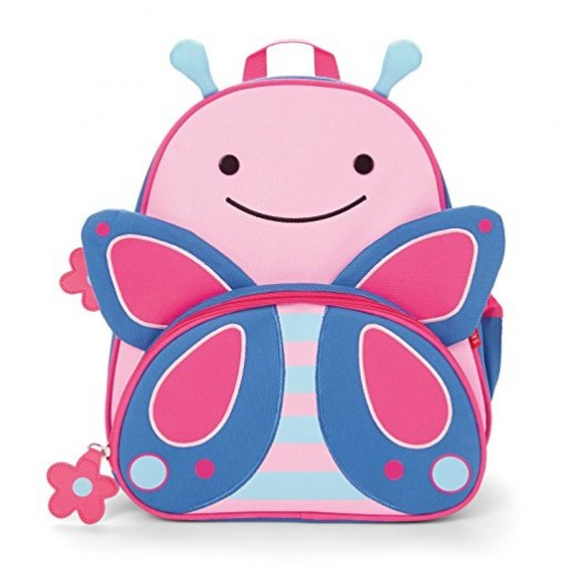 Skip Hop Zoo Little Kid BackPack Butterfly