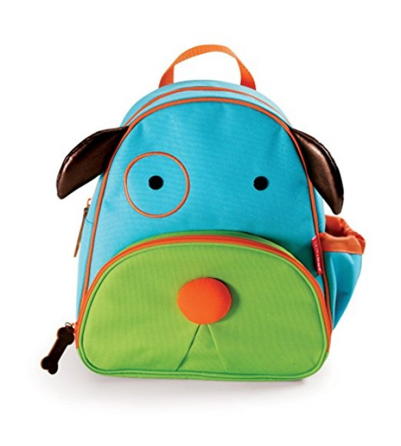 SKIP HOP ZOO LITTLE KID BACKPACK DOG