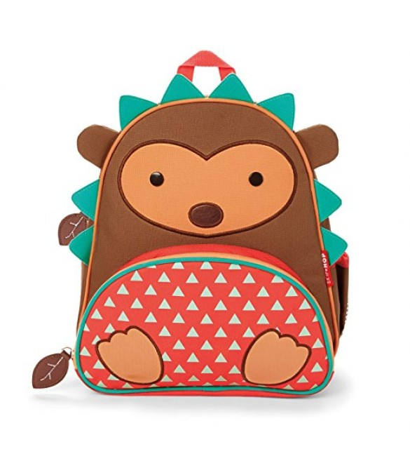 SKIP HOP ZOO LITTLE KID BACKPACK HEDGEHOG