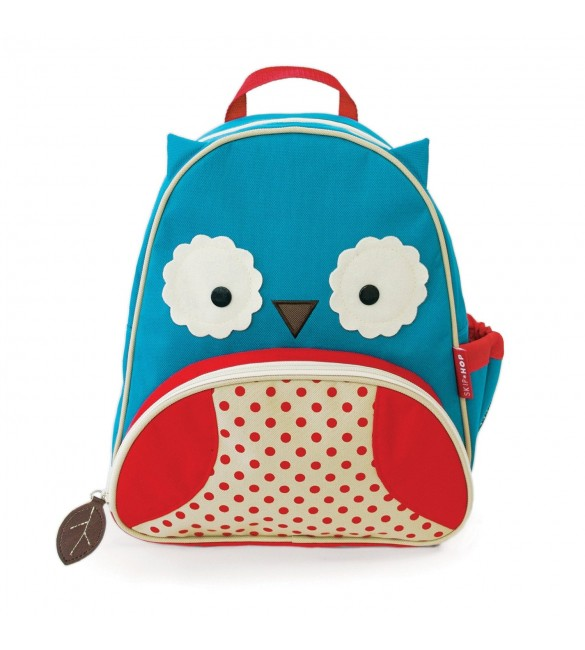 SKIP HOP ZOO LITTLE KID BACKPACK OWL