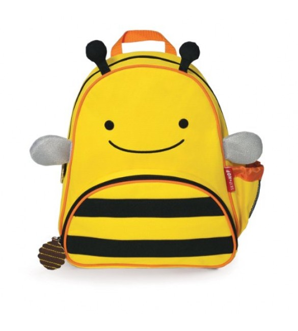 SKIP HOP ZOO LITTLE KID BACKPACK BEE