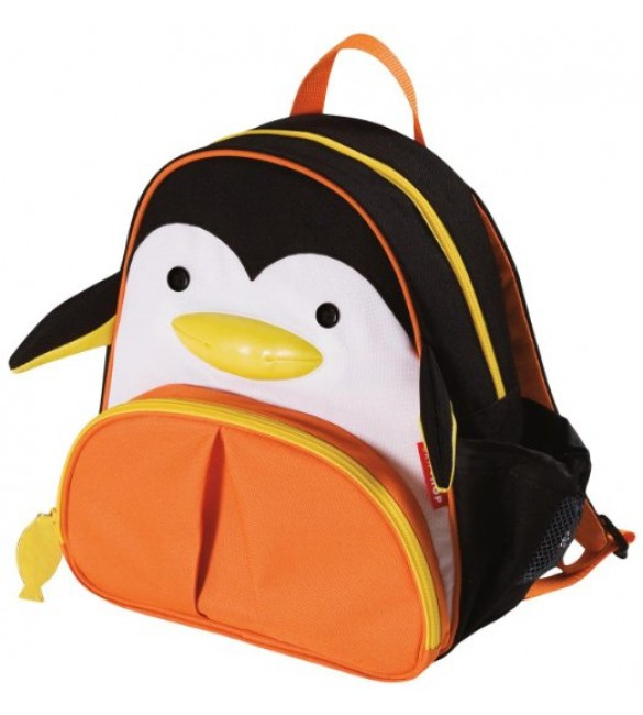 SKIP HOP ZOO LITTLE KID BACKPACK PENGUIN