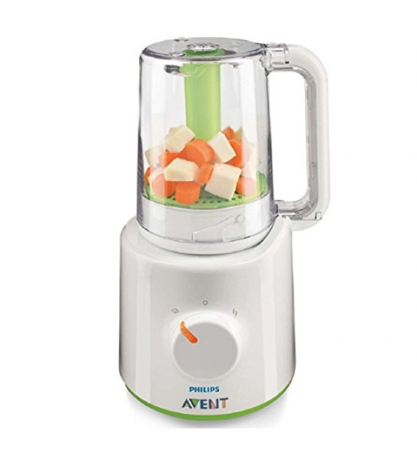 Avent philips combined steamer and blender