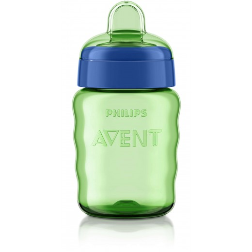 Philips Avent Easy Sip Spout Cup (260 ml,Green)
