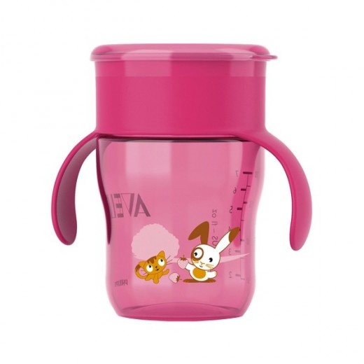 Philips Avent Grown Up Cup (260ml) Pink