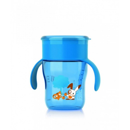 Philips Avent Grown Up Cup (260ml) Blue
