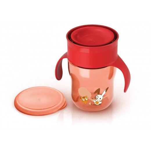 Philips AVENT red Grown Up Cup (260ml) Orange
