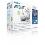 Avent  Baby Monitor With Starry Night Projector And Climate Alert