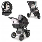 Chicco New Trio Activ3 with Kit Car DUNE