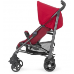 Chicco New Liteway Top Stroller With Bumper Bar - Red