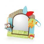 Skip Hop Treetop Friends Friendly Forest Activity Mirror