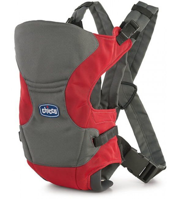 Chicco Go Fuego Baby Carrier Red