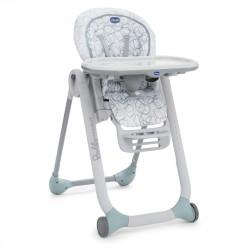 Chicco Polly Progres 5 Chair - Grey