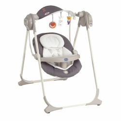 Chicco Polly Swing Silver