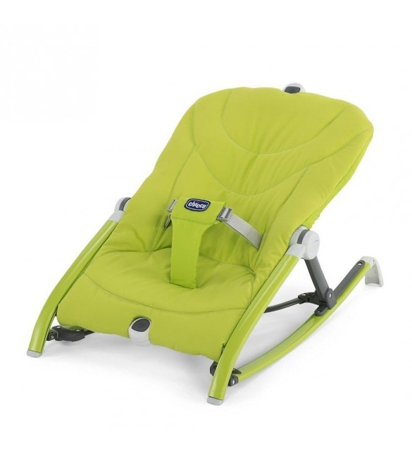 Chicco Pocket Relax Baby Bouncer (Green)
