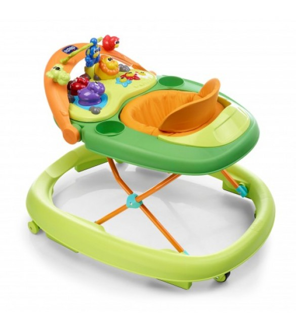 Chicco - Walky Talky Walker Green Wave