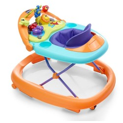 Chicco Walky Talky Baby Walker Orange