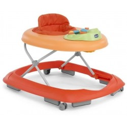 Chicco Rainbow Baby Walker - Mandarino