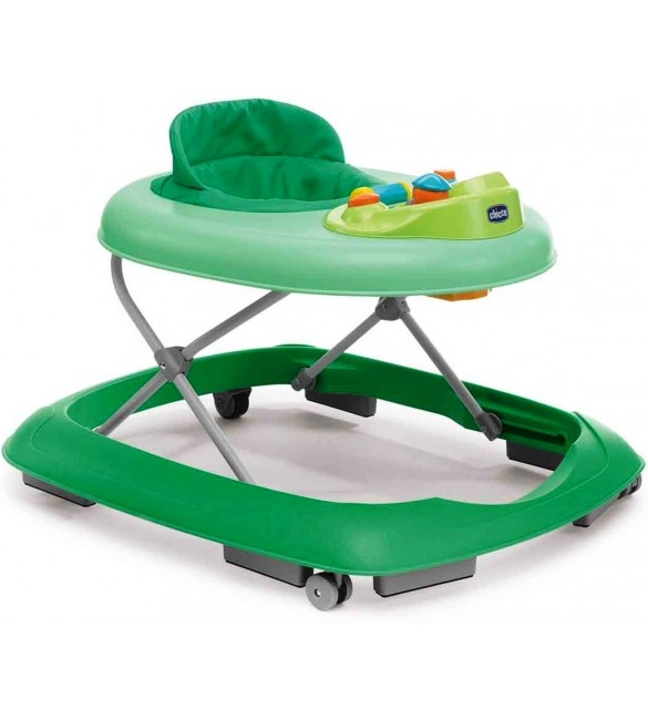 Chicco Rainbow Baby Walker - Green