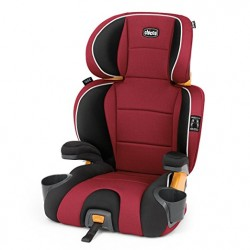 Chicco KidFit 2-in-1 Belt Positioning Booster Car Seat - Monaco
