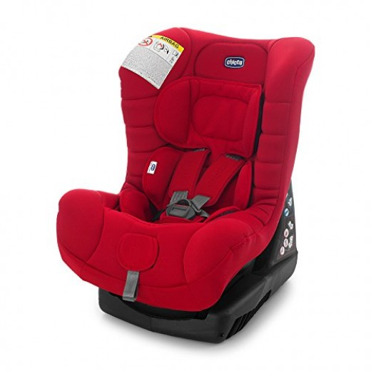 Chicco Eletta Comfort B.Car Seat Race