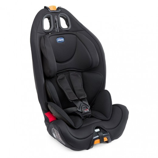 Chicco 123 Gro-Up Baby Car Seat - Black