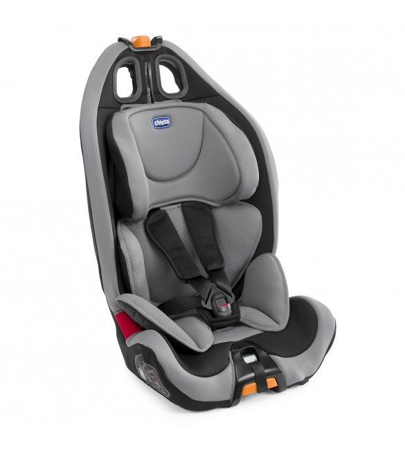Chicco 123 Gro-Up Baby Car Seat - Silver