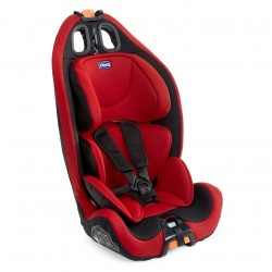 Chicco 123 Gro-up Baby Car Seat - Red