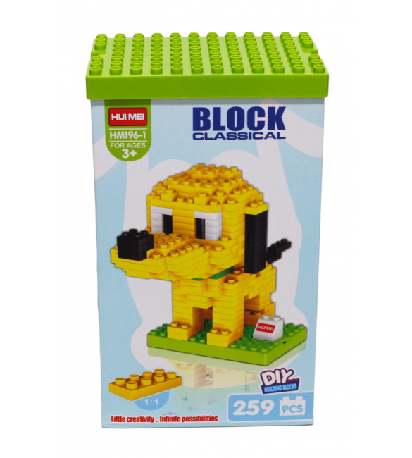 HUI MEI PLUTO  BUILDING BLOCKS CLASSICAL