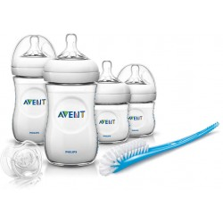 Avent Starter Set - Natural Bottle