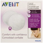 Philips Avent Disposable Breast  Pads - Night - (20 Pieces)
