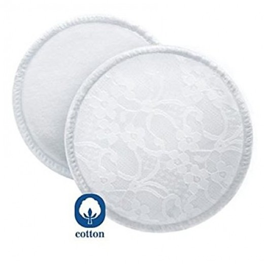 Philips Avent  Washable Breast Pads - 6 Pieces