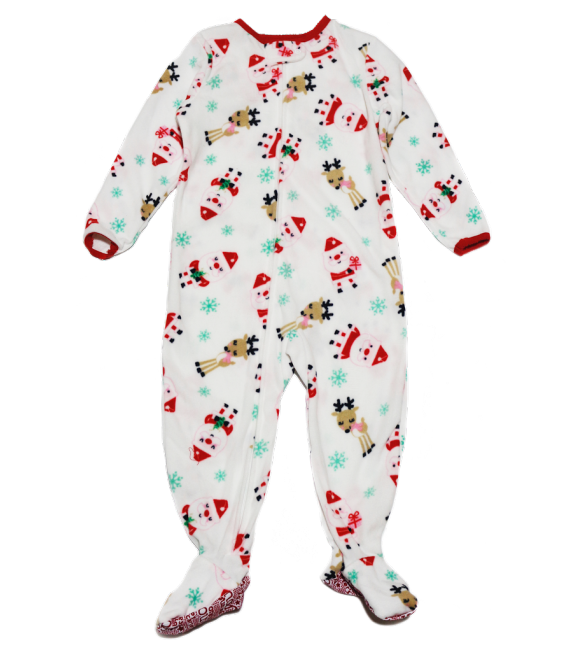 Carter's Newborn Christmas Babysuit 2 years