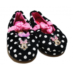 Winter Slippers - Minnie Mouse