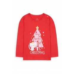 Primark My perfect 1st Christmas shirt Newborn/ 0-3 months