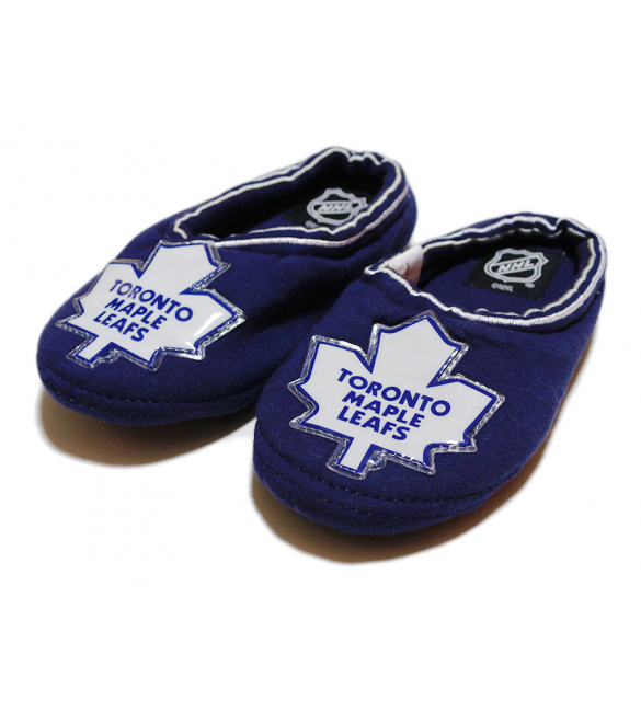 Winter Slippers -  NHL Toronto Maple Leafs