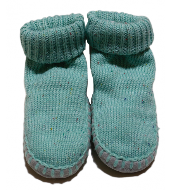 Winter Slippers - 2-3 Years & 6-12 Months