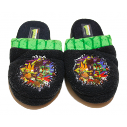 Winter Slippers - Ninja Turtles