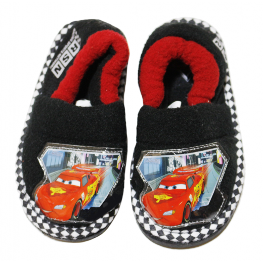 Winter Slippers - Cars