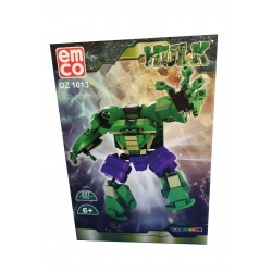 Emco Hulk 257 Pieces
